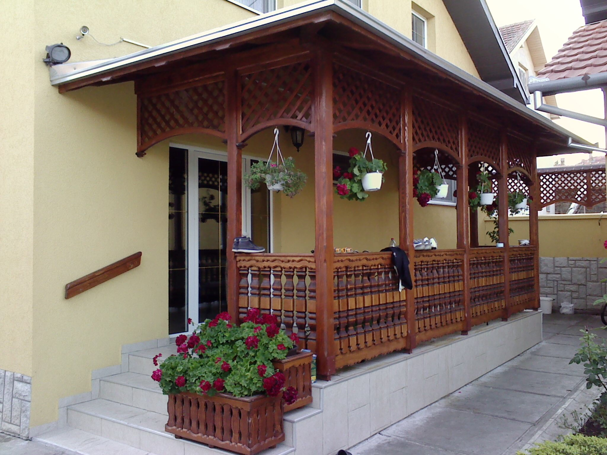 Letnjikovci i verande